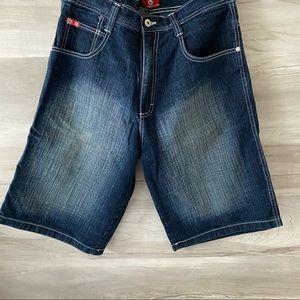 South Pole Jean Shorts